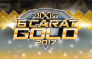 wXw 16 Carat Gold 2017 - Day One Pre Show (March 10, 2017)
