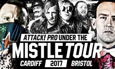 ATTACK! Pro Wrestling – Under The Mistletour 2017 – Night One (December 16, 2017)