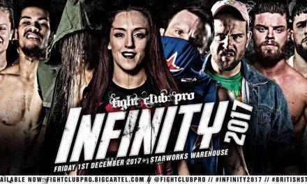Fight Club: Pro Infinity 2017 (December 1, 2017)