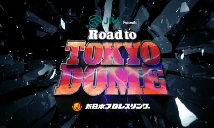 NJPW Road to Tokyo Dome – Night Two (December 18, 2017)
