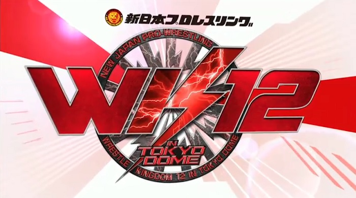 NJPW WrestleKingdom 12 (January 4, 2018)