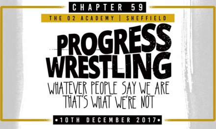 PROGRESS Chapter 59: Whatever People Say We Are, That's What We're Not (December 10, 2017)