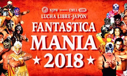 NJPW Fantasticamania – Night Eight (January 22, 2018)
