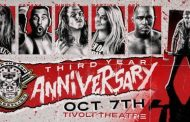 OTT Third Year Anniversary - Dublin (October 7, 2017)
