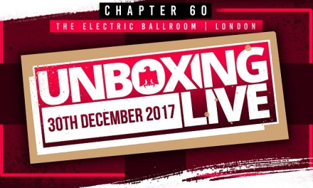 PROGRESS Chapter 60: Unboxing Live 2 (December 30, 2017)