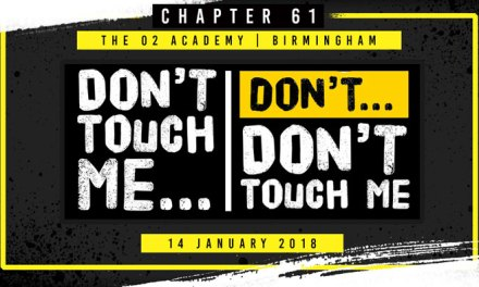 PROGRESS Chapter 61: Don't Touch Me… Don't… Don't Touch Me (January 14, 2018)