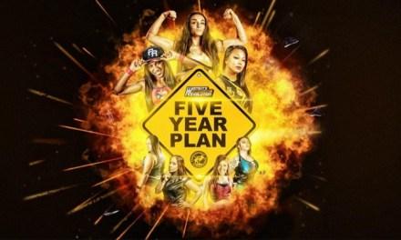 WWR Five Year Plan (January 28, 2018)