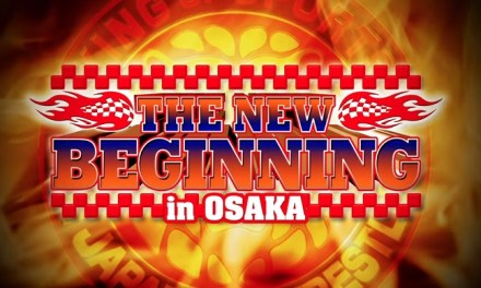 NJPW The New Beginning in Osaka (February 10, 2018)