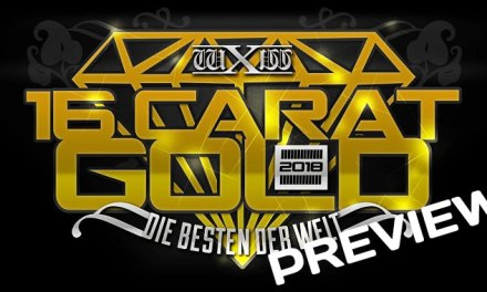 wXw 16 Carat Gold 2018 Weekend Preview