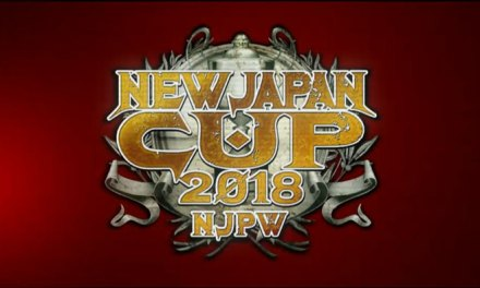 NJPW New Japan Cup 2018 – Night Eight (March 18, 2018) (Tournament Matches Only Edition)