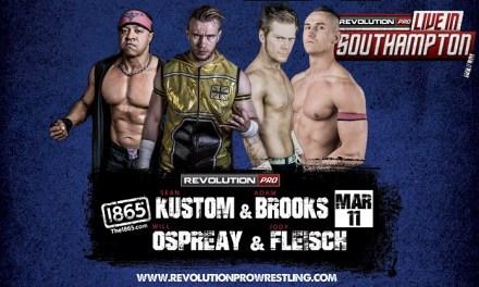 Revolution Pro Wrestling Live in Southampton (March 11, 2018)