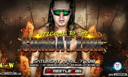 CZW Welcome To The Combat Zone (April 7, 2018)