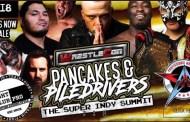 The Wrestling Revolver Pancakes & Piledrivers 2 (April 07, 2018)
