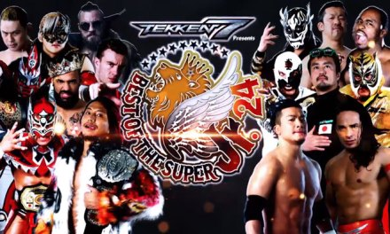 NJPW – Best of the Super Junior 24 – Night Nine Tournament Match Review – May 27, 2017
