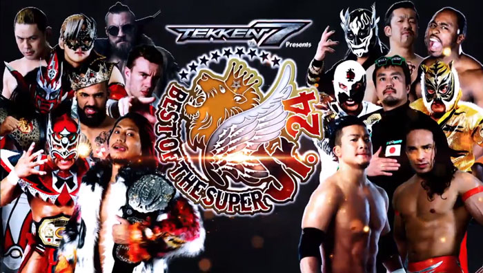 NJPW – Best of the Super Junior 24 – Night Seven Tournament Match Review – May 25, 2017