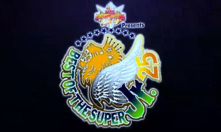 NJPW Best of the Super Junior 25 – Night Three (May 20, 2018)