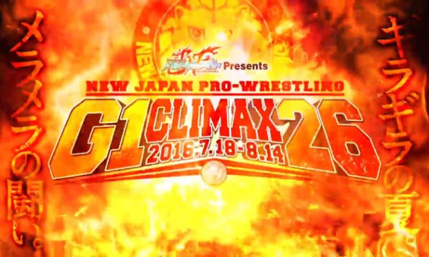 NJPW G1 Climax 26 – Day 19 Review (Finals) – August 14, 2016