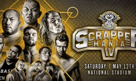 OTT ScrapperMania 4 (May 12, 2018)
