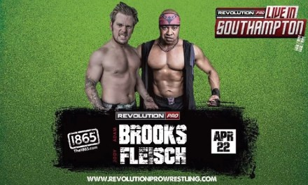 Revolution Pro Wrestling Live in Southampton 2 (April 22, 2018)