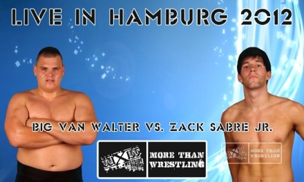 Match Review: Big Van Walter vs. Zack Sabre Jr. (wXw Hamburg, August 18, 2012)