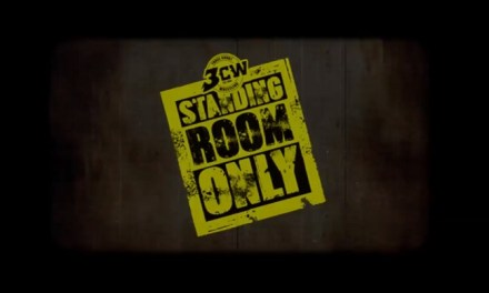 The Near-Fall – 3CW Standing Room Only (June 30, 2018)