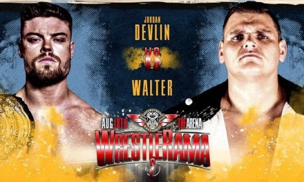 Match Review: WALTER vs. Jordan Devlin (OTT Wrestlerama 2) (August 18, 2018)