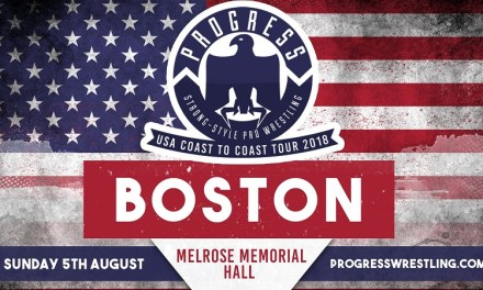 PROGRESS Coast to Coast: Boston (August 05, 2018)
