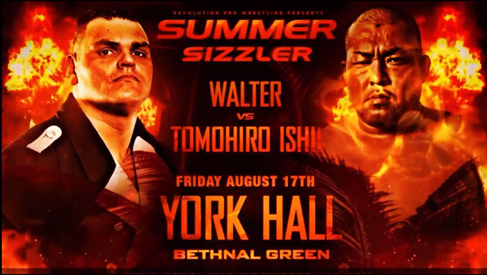 Revolution Pro Wrestling Summer Sizzler 2018 (August 17