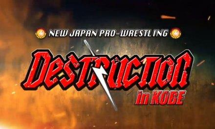 NJPW Destruction in Kobe (September 23, 2018)