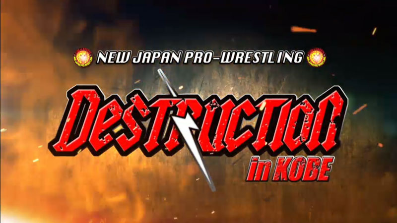 NJPW Destruction in Kobe (September 23, 2018)