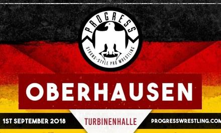PROGRESS Oberhausen (September 01, 2018)
