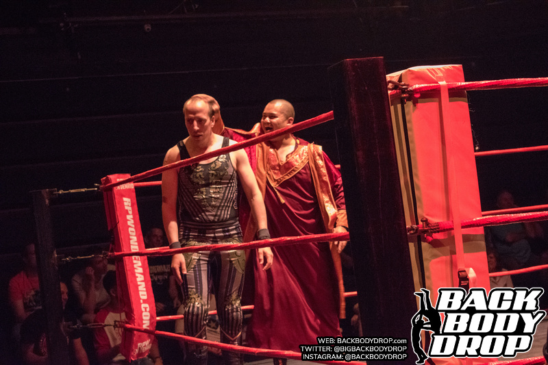 Revolution Pro Wrestling Live At The Cockpit 32 (September