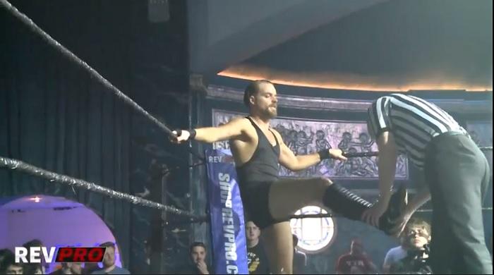 Revolution Pro Wrestling Live In Leamington 2 (September 01