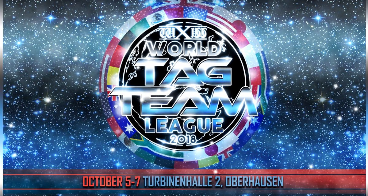 wXw World Tag Team League 2018 – Night Two – Live Report (October 06, 2018)