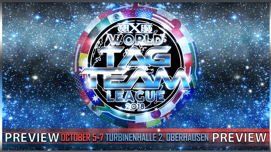 wXw World Tag Team League 2018 Weekend Preview