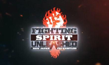 NJPW Fighting Spirit Unleashed (September 30, 2018)