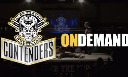Match Review: Jordan Devlin vs. Terry Thatcher (OTT Contenders 12) (December 02, 2018)