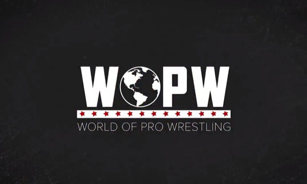 Revolution Pro Wrestling World of Pro Wrestling #4