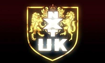 WWE NXT UK #4