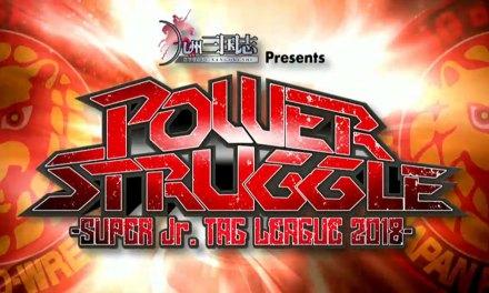 NJPW Power Struggle 2018 (November 03, 2018)