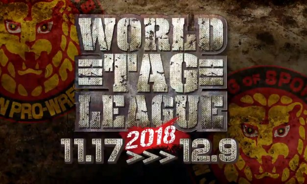 NJPW World Tag League 2018 – Night Four (November 21, 2018) (Tournament Matches Only Edition)