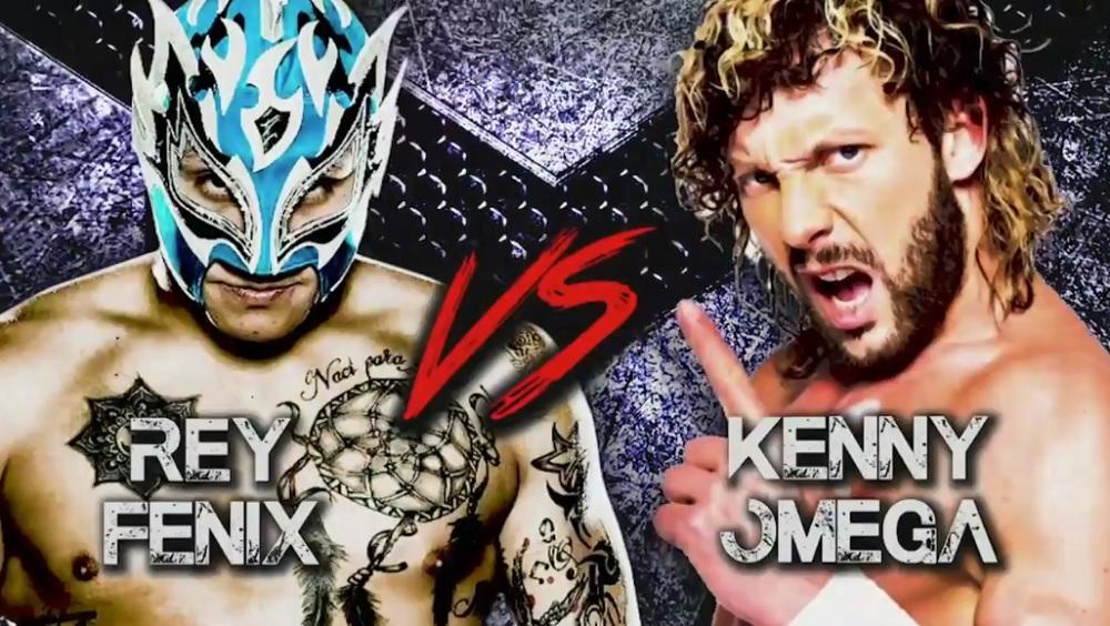 Match Review: Rey Fenix vs. Kenny Omega (NEW Redemption) (November 09, 2018)