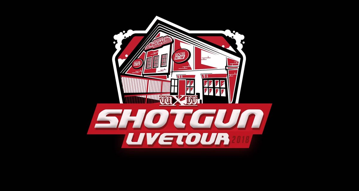 wXw Shotgun Livetour: Hamburg (November 23, 2018)