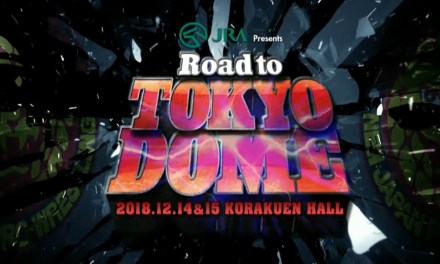 NJPW Road to Tokyo Dome – Night Two (December 15, 2018)