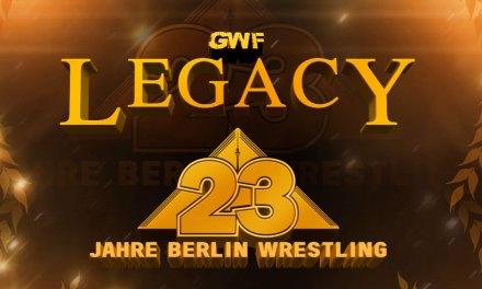 GWF Legacy: 23 Jahre Berlin Wrestling (November 03, 2018)