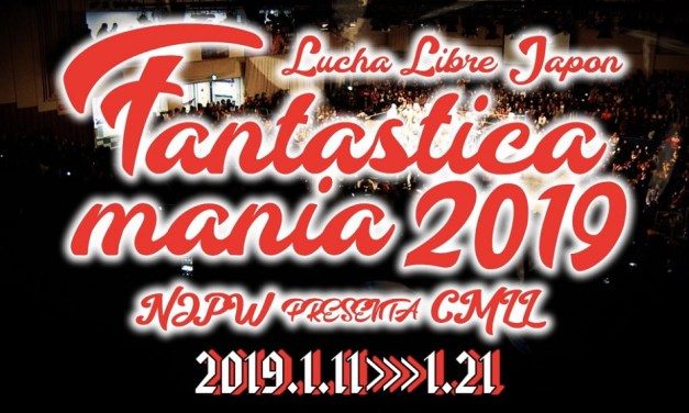 NJPW Fantasticamania – Night Six (January 18, 2019)