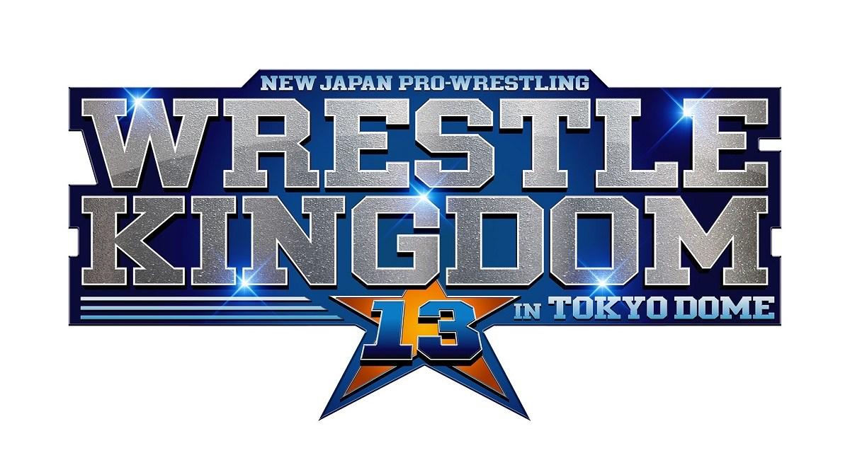 NJPW WrestleKingdom 13 (January 04, 2019)