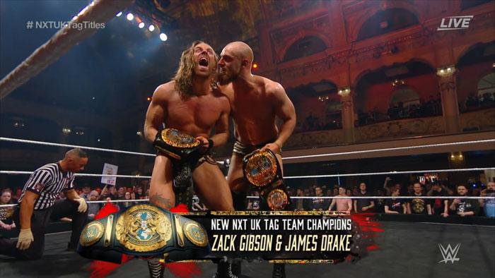 WWE NXT UK Takeover: Blackpool (January 12, 2019