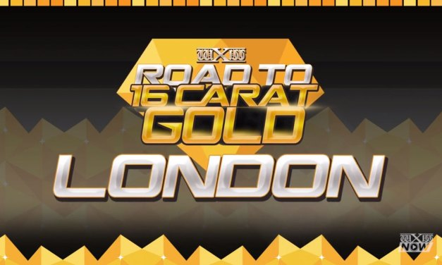 wXw Road to 16 Carat Gold: London (January 26, 2019)