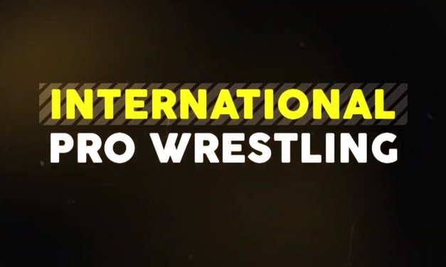 IPW International Pro Wrestling TV #1
